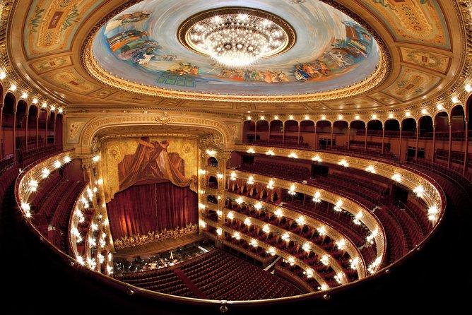 MÁS FOTOS, Teatro Colon Skip-the-Line plus Palaces of Buenos Aires Tour