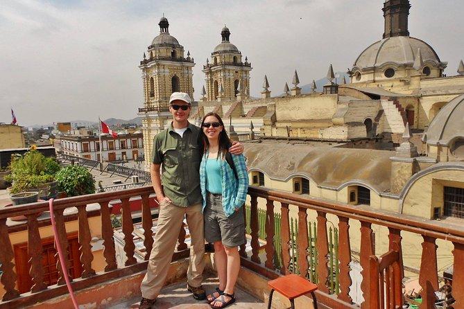 8-Hour: Lima City Tour Including a Cooking Class, a Market Tour & Exotic Fruits, Lima, PERU