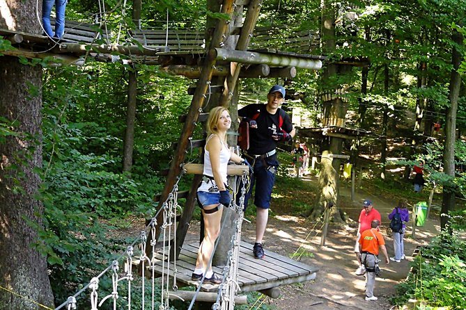 MORE PHOTOS, Adventures in Park Aventura Brasov