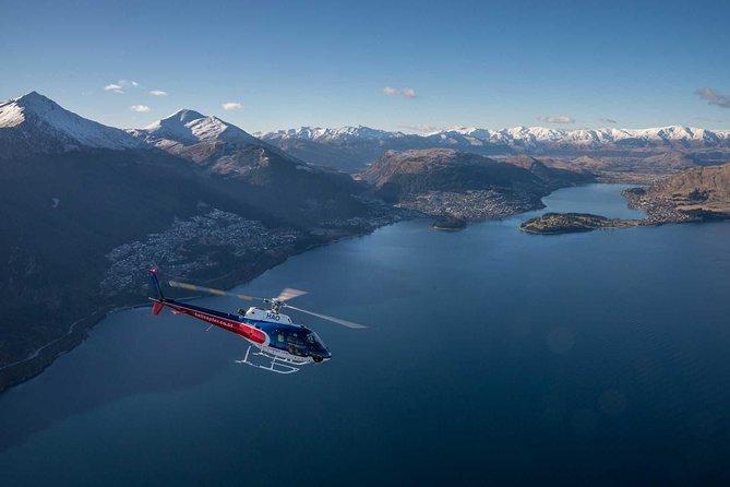 Gran recorrido circular en helicóptero desde Queenstown, Queenstown, NUEVA ZELANDIA