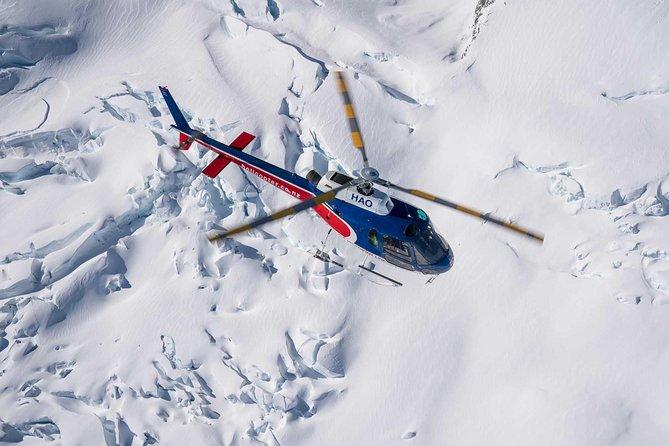 Vuelo en helicóptero sobre los glaciares del sur desde Queenstown, Queenstown, NUEVA ZELANDIA