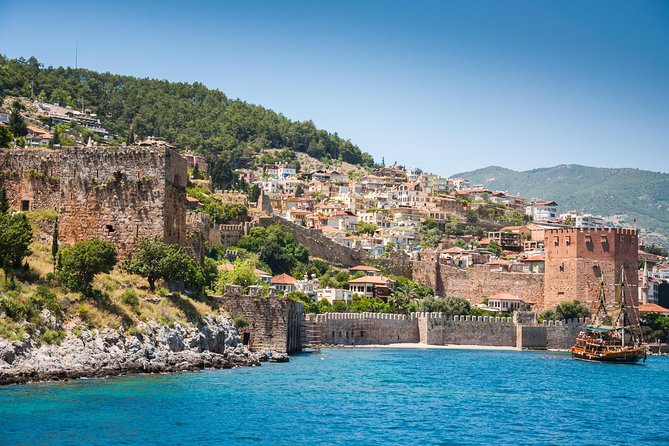 MÁS FOTOS, Alanya City Tour with picnic lunch by the Dim River from Side