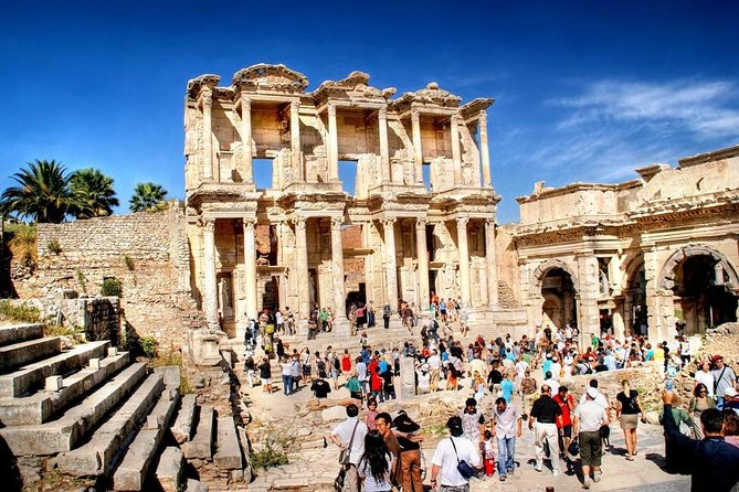 Ancient Ephesus tour with Virgin Mary's House from Bodrum, Bodrum, TURQUIA
