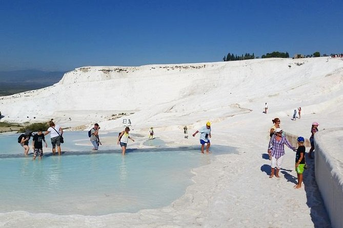 MÁS FOTOS, Full-Day Pamukkale Hot springs and Hierapolis Ancient City from Side