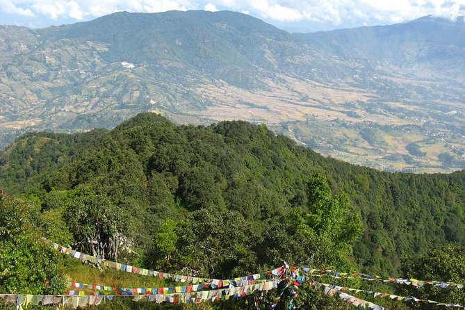 This 6-hour private day trip starts from Kathmandu city and takes you to hike the nearby Nagarjun hill, located6300 feet above sea level.This hike goes through Shivapuri National Park andis one of the most popular and relatively easier day hikes around Kathmandu Valley. Enjoy great mountains views and get aglimpse of the trekking experiencein the Himalayan region.