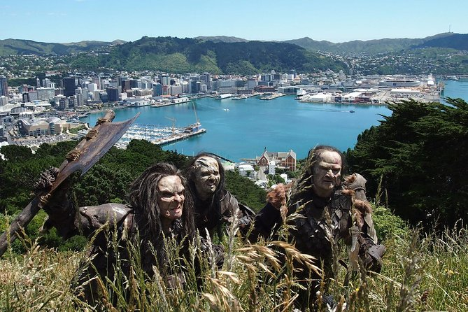 Explore Middle-earth on this 'Lord of the Rings' location tour. Re-create scenes from 'The Lord of the Rings' book and movies, and see how Middle-earth was created in the beautiful countryside outside Wellington. Go behind the scenes on a visit to the Weta Cave, where 'The Lord of the Rings' movies were produced, and see famous movie locations including the Greenbelt, the Hutt Valley and the gorgeous native forest park that re-created Rivendell. Enjoy a 'Lord of the Rings' lunch and hear insider gossip on how the movies were made on this 'Lord of the Rings' tour in Wellington.