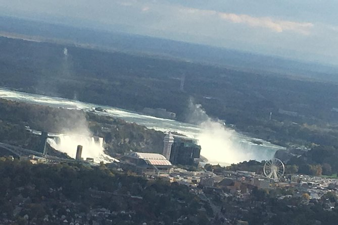 Journey Behind The Falls Ticket and Helicopter Ride Over The Falls, Cataratas del Niagara, CANADA