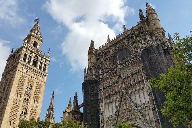 Full Day Private Vip Tour: Seville from Malaga or Marbella, Malaga, ESPAÑA