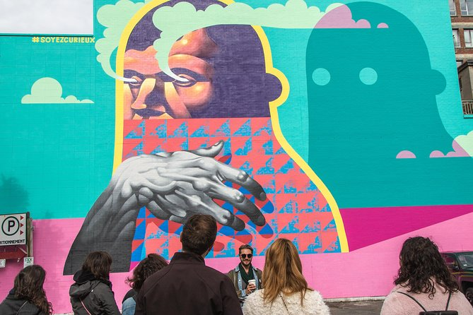 Montreal Mural Tour, Montreal, CANADA
