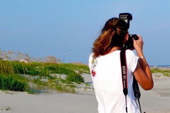 Private Budding Photographer Tour from Charleston, Charleston, SC, ESTADOS UNIDOS