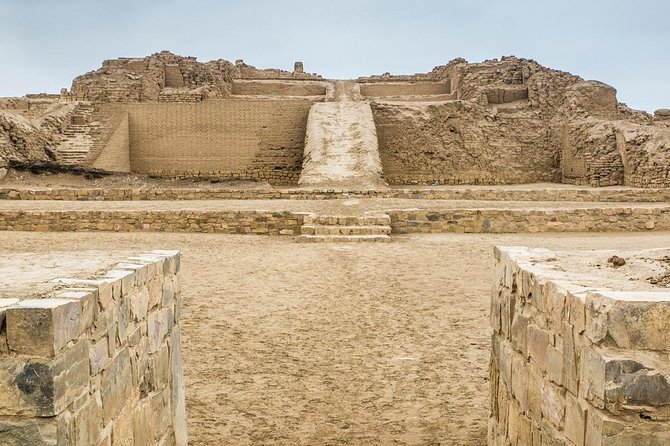 Tour to Pachacamac Temple - visits to Barranco & Chorrillos, Lima, PERU