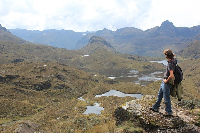MÁS FOTOS, Private Trekking Full-Day Tour at Cajas National Park