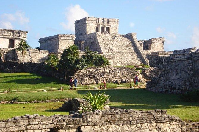 Escapada de un día por las Ruinas de Cobá, cenote Cho Ha, Tulum y Playa Paraíso, Playa del Carmen, MEXICO