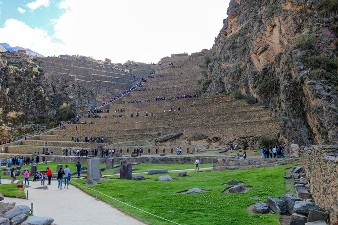 Sacred Valley Pisac Ollantaytambo and Chinchero Full-Day Tour, Cusco, PERU