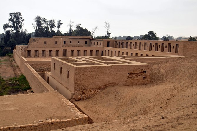 MAIS FOTOS, Private Tour: Pachacamac Archaeological Site Including Barranco District