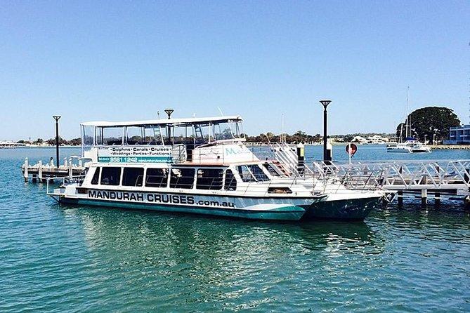 Medio día de Mandurah Canals & Watch Tour, Perth, AUSTRALIA