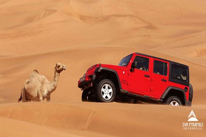 Desert Super Safari by Jeep from Marsa Alam, Marsa Alam, EGIPTO