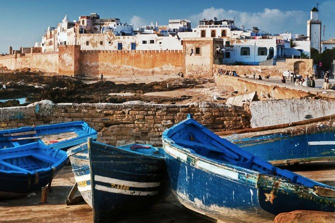 MAIS FOTOS, Essaouira Full Day Trip