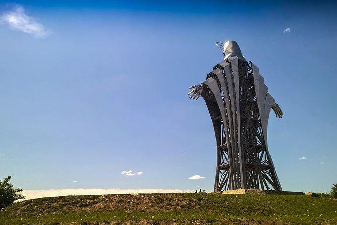 MÁS FOTOS, Day trip to Praid salt mine and biggest statue of Jesus in Eastern Europe