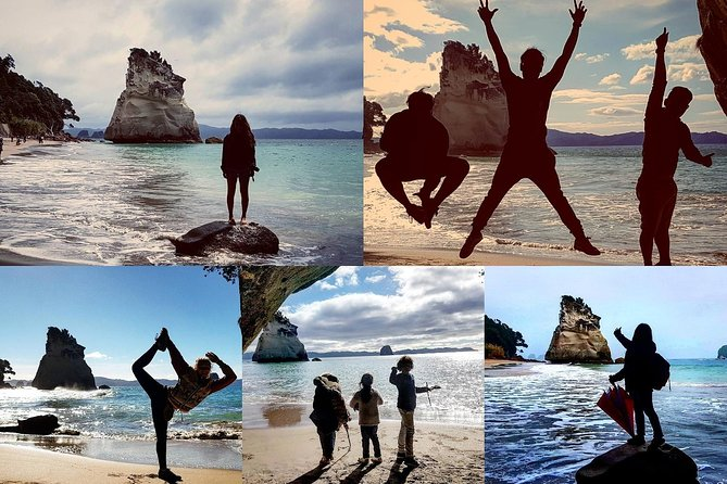 Coromandel Day Trip (Cathedral Cove and Hot Water Beach), Auckland, New Zealand