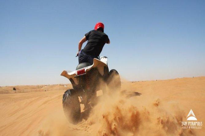 Group Tour to Morning Quad Bike Desert Safari in Egypt, Marsa Alam, Egypt