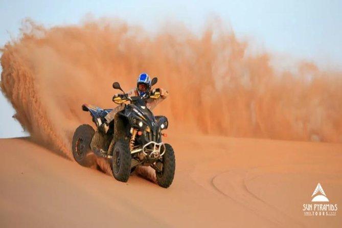 Morning Quad Bike Desert Safari in Marsa Alam, Marsa Alam, Egito