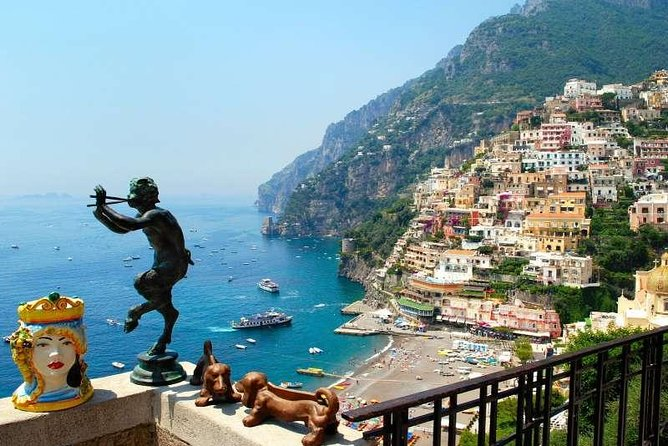 Amalfi Coast Experience - Positano, Amalfi & Ravello, Sorrento, ITALIA