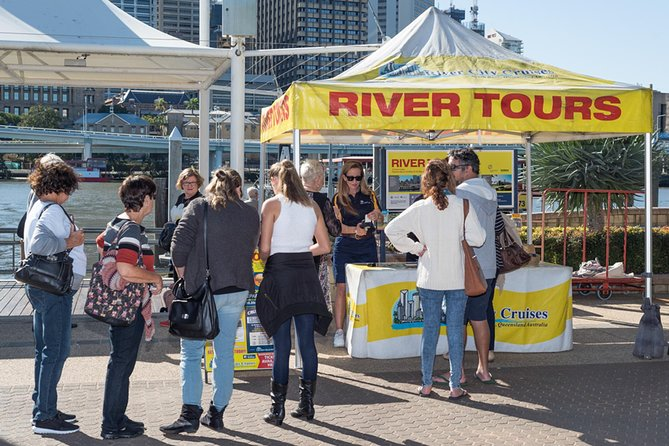 Brisbane River Cruise 12.00pm Midday, Brisbane, AUSTRALIA