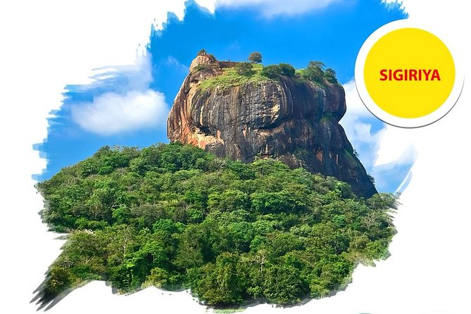Sigiriya Rock and Dambulla Cave Temple all inclusive Private Day Trip, Sigiriya, SRI LANKA