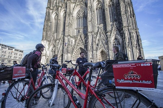 Small-Group Bike Tour of Cologne with Guide, Colonia, GERMANY