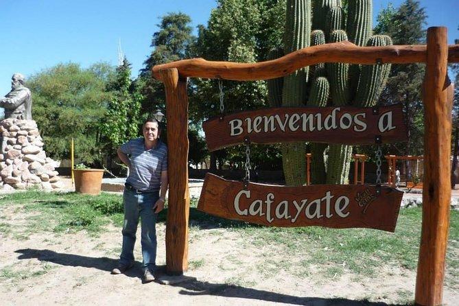 Cafayate: Viaje de 2 días desde la ciudad de Salta, Salta, ARGENTINA