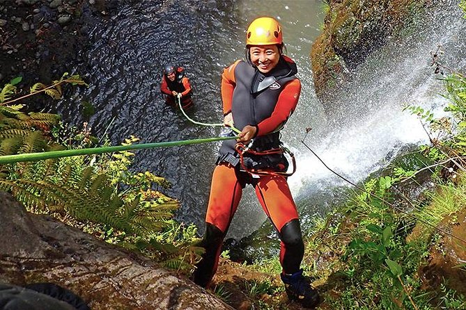Canyoning Tour - Beginners, Funchal, PORTUGAL