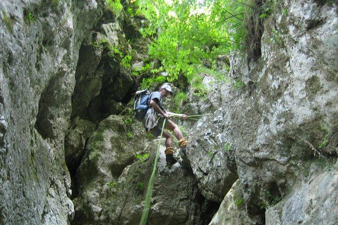 MÁS FOTOS, Canyoning on Dambovicioara Gorges from Brasov
