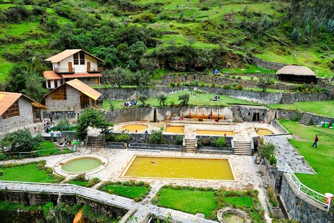 Termas incas do Vale Lares, saindo de Cusco com almoço e traslados, Cusco, PERU