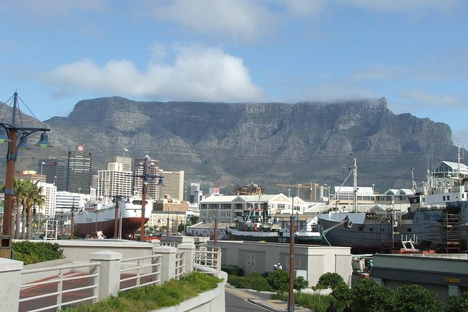 This private city and ultra-scenic tour of the Mother City and Table Mountain is ideal for couples, friends or small parties traveling together. <br><br>All Covid 19 protocols adhered to.<br><br>As far as possible crowds will be avoided.<br><br>Social distance, your safety and health our priorities<br><br>Not only will you see the vibrant flower sellers in the Main Street, but also the Cathedral where Bishop Tutu was Bishop for many years.The tour takes you along buildings of Parliament and thereafter to the colorful Malay Quarters. Signal Hill drive follows for an aerial view of the Mother City.. <br><br>Another highlight is a visit to the top of Table Mountain. A revolving cable car allows you to see the different sides of the city bowl while you ride to the top. <br><br>Beautiful panoramic views of many parts of the city await you when you do a circular walk on the mountain before turning back to the upper cable station and the city down below.<br><br>Drop off is around 17h00/17h30.<br><br>STARTING TIME 9h30