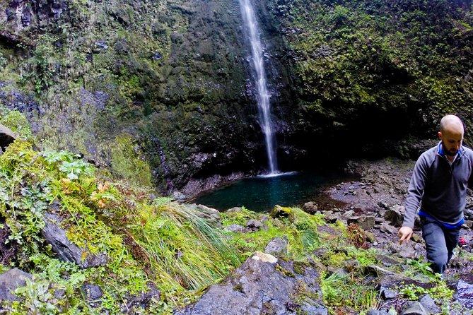 Paseo por Madeira Levada - Caldeirao Verde, Funchal, PORTUGAL