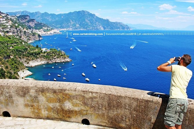 Private Walking tour from Ravello to Amalfi following Escher works, Pompeya, ITALIA