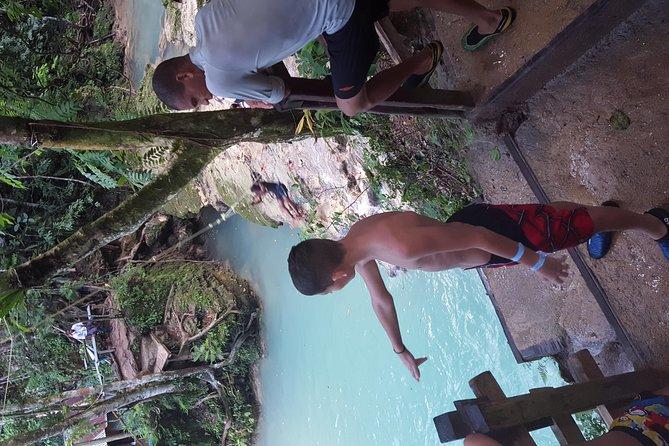 Blue Hole and Sightseeing Tour from Ocho Rios, Jamaica, Ocho Rios, JAMAICA