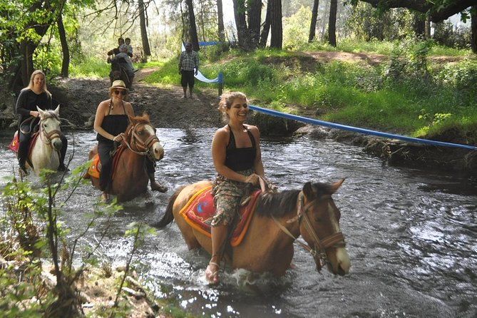 MÁS FOTOS, Horse Riding around Titreyengol and Sorgun Pine Forest from Side