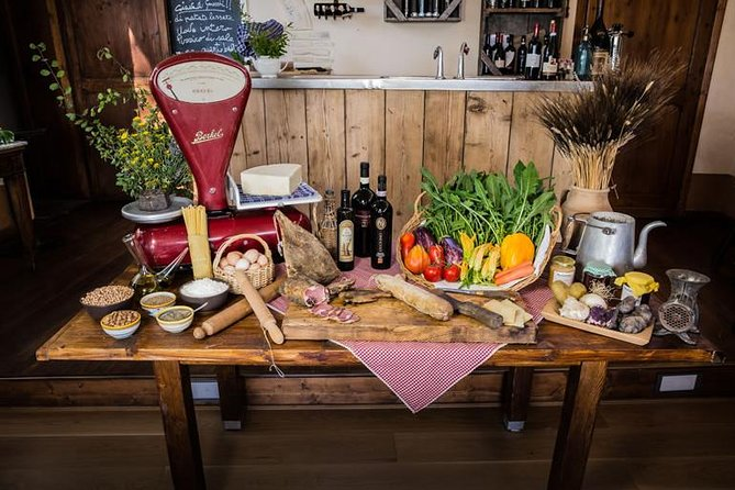 Umbrian Regional and Traditional Cooking Class with Lunch in Assisi, Assisi, ITALIA