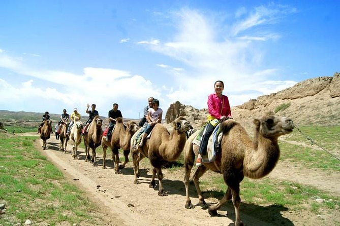 Join this day trip to Shuidonggou Scenic Area and the park of Customs and Culture which is home to ethnic Hui minority with XiXia-style garden to experience unique life style and traditions of Hui ethnic minority in NingXia.