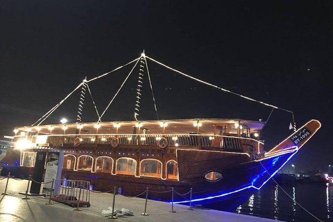 New Abu Dhabi Dinner Cruise With Transfers, Abu Dabi, EMIRADOS ÁRABES UNIDOS