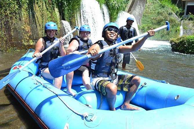Package Private Tour we offer to you <br><br>5 Star Mason Adventure Afternoon Rafting, Gunung Kawi Temple. Never missed the beauty of Bali nature has offer. Our friendly Bali Tour Driver always give the best service during the tour with ride the private car.<br><br>Our professional tour driver service with a typical Balinese smile. Make this tour package your choice. You will get an unforgettable personal experience. BOOK NOW<br>