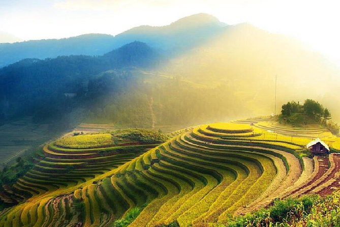 Rice Terraces Sightseeing and Minority Village Visiting From Guilin, Guilin, CHINA
