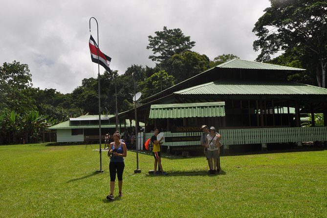 join us for the most popular Tour in Osa peninsula and visit Corcovado National park by la sirena ranger station and discover the real area in CostaRica where you will see wild life along the beach. <br><br>we will pick you up at the beach in front of la pulperia (small store) at 6 am ., At that time we will take aboat ride to corcovado the siren for an hour of travel by boat. On this tour it is possible to observe dolphins, turtles and sometimes humpback whales. At the arrival to the beach of the siren in Corcovado, the guide will give instructions to start the excursion in the trail that connect with the station to make the official cheack in to the park. Once you have entered the entrance we will give directions, we will study the area to continue exploring the other trails of our protected area. <br><br>The center of Corcovado National park is specail and every travel that visit CostaRica have to visit during your stay in Drake Bay Area.