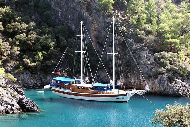 Fethiye to Olympos3 Nights 4 Days Cabin Charteris a great way to enjoy the beautiful wonders of the Turkish Coast line and the Greek Islands. You may choose to enjoy the cruise on your own, with friends or family and the number of cabins is up to you. You do not have to get alarge a g roup together to rent a private yacht for a yachting holiday. You have he opportunity to enjoy a Blue Voyage together with a group of sea-lovers from all around the globe.<br><br>Departure Dates: Every Tuesday,Thursday,Saturday.