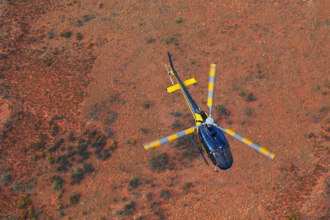 Uluru and Kata Tjuta Scenic Helicopter Flight, Ayers Rock, AUSTRALIA
