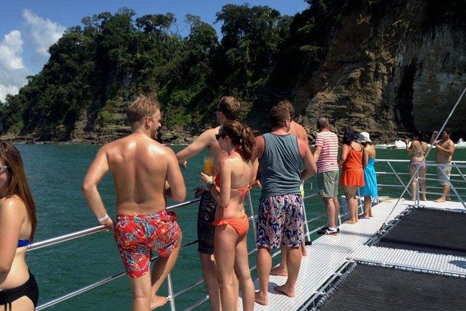 Excursión en catamarán en Manuel Antonio, Quepos, COSTA RICA