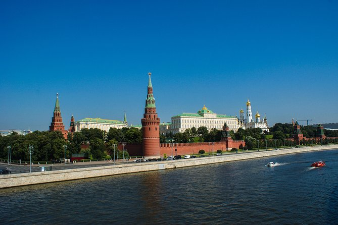 Moscow Kremlin Skip-the-line Private Walking Tour, Moscu, RUSIA