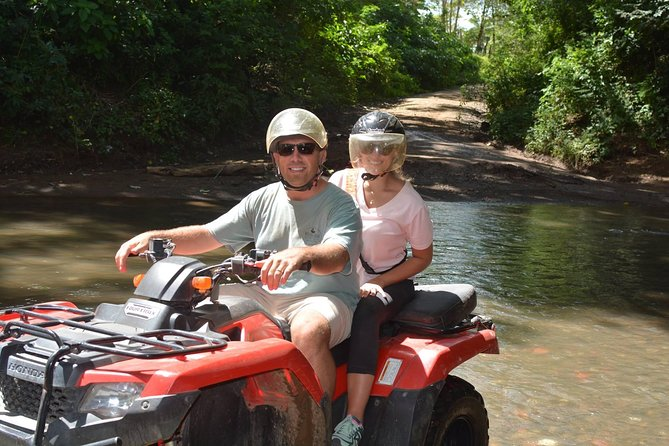 ATV Tour and Surf Lesson from Playa Hermosa- Coco, Playa Flamingo, COSTA RICA